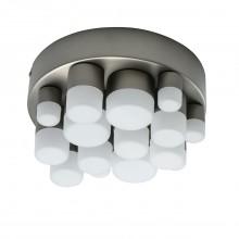 Потолочный светильник Chiaro 710010315 Морфей 28W LED 220 V серебристый