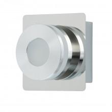 Светодиодный спот Chiaro 549020101 Пунктум 1*5W LED 220 V IP44 хром