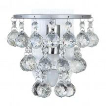 Бра MW-Light 276024801 Венеция 1*40W E14 220 V матовое серебро