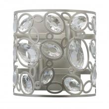 Бра MW-Light 345022702 Лаура 2*40W E14 220 V серебро