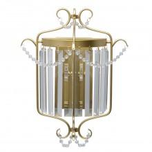 Бра MW-Light 373024701 Адель 1*40W E14 220 V перламутровое золото