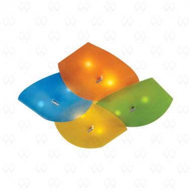 Светильник потолочный Mw-light 262010108 Радуга