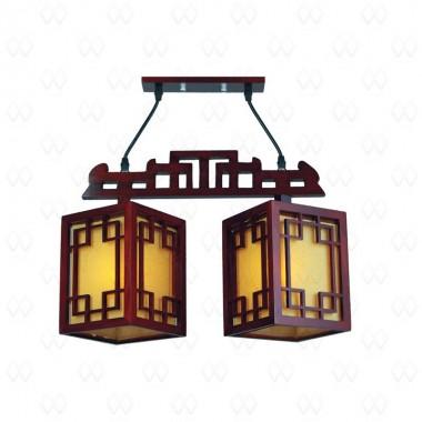 Светильник из дерева Mw-light 339015102 Восток