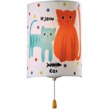 Бра детское Odeon Light 2279-1w cats