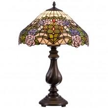 Настольная лампа в стиле Тиффани Velante 842-804-01 Tiffany