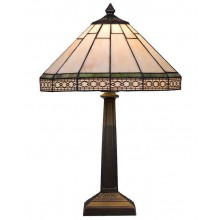 Настольная лампа в стиле Тиффани Velante 857-804-01 Tiffany