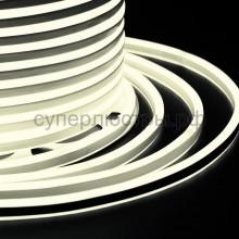 Гибкий Неон LED SMD, компактный 7х12мм, двусторонний, теплый белый, 120 LED/м, бухта 100м, Neon-Night 131-066