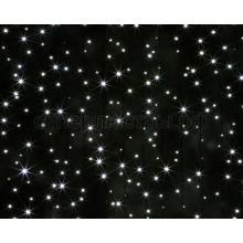 """Гирлянда """"Светодиодный Дождь"""" 2,5x2м, свечение с динамикой, прозрачный провод, 230V, белый, Neon-Night 235-055"""
