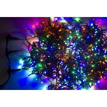 """Гирлянда """" LED ClipLight"""" 24V, 3 нити по 20 м, свечение с динамикой, RGB, Neon-Night 323-309"""