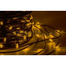 "Гирлянда "" LED ClipLight"" 12V, шаг 150 мм, желтый, Neon-Night 325-121"