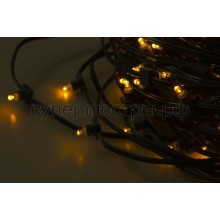 "Гирлянда "" LED ClipLight"" 12V, шаг 300 мм, желтый, Neon-Night 325-131"