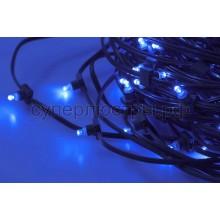 "Гирлянда "" LED ClipLight"" 12V, шаг 300 мм, синий, Neon-Night 325-133"
