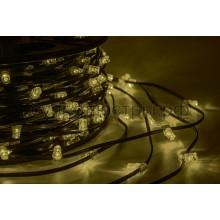 """Гирлянда """" LED ClipLight"""" 12V, шаг 150 мм, теплый белый, Neon-Night 325-146"""