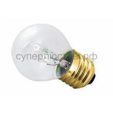Лампа накаливания Е27 10 Вт прозрачная колба, Neon-Night 401-119