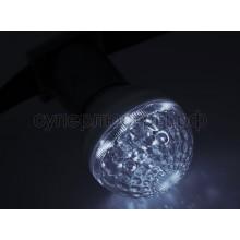 Лампа шар Е27 10 LED d50мм белая 24V, Neon-Night 405-615