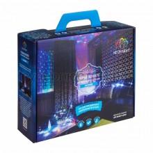 "Набор ""Гостиная"", цвет гирлянд синий, Neon-Night 500-013"