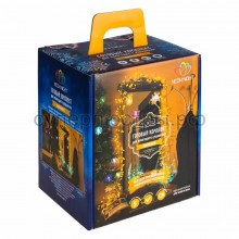 "Набор ""Прихожая"", цвет гирлянд жёлтый, Neon-Night 500-041"