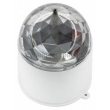 Диско-лампа светодиодная в компактном корпусе, 230V, Neon-Night 601-252