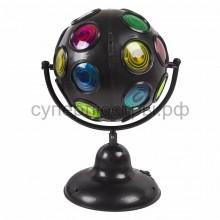 Диско-шар 20см, 230V, Neon-Night 601-258
