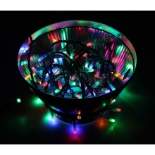 Гирлянда Твинкл Лайт 10 м, 80 диодов, цвет мультиколор Neon-Night 303-049