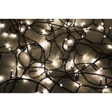 Гирлянда Твинкл Лайт 10 м, 100 диодов, цвет теплый белый/мультиколор Neon-Night 303-156