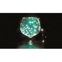 Гирлянда Твинкл Лайт 10 м, 100 диодов, цвет бирюзовый Neon-Night 303-158