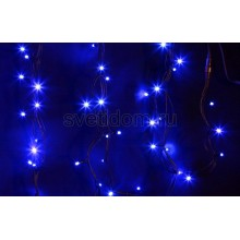 Гирлянда модульная Дюраплей LED 20м 200 LED синий Neon-Night 315-153