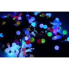 Гирлянда LED ClipLight - мультишарики 24V, 3 нити по 20 метров, RGB, IP54 Neon-Night 323-619