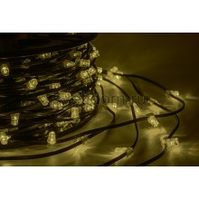 Гирлянда LED ClipLight 12V 150 мм тепло-белый 100 м в упаковке (цена за метр) Neon-Night 325-126