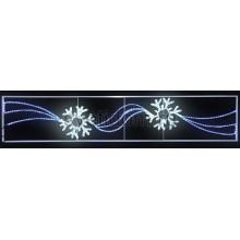 "Фигура световая ""2 снежинки"" размер 250*50см Neon-Night 501-360"