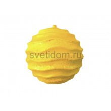 Елочная фигура Шар с юбочкой, 30 см, цвет золотой Neon-Night 502-091