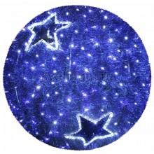 "Фигура ""Шар"", LED подсветка ф80 см, синий Neon-Night 506-214"
