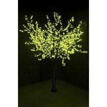 """Светодиодное дерево """"Сакура"""", высота 2,4м, диаметр кроны 2,0м, зеленые светодиоды, IP54, понижающий трансформатор в комплекте Neon-Night 531-124"""