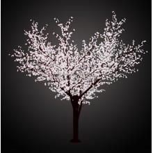 """Светодиодное дерево """"Сакура"""", высота 3,6м, диаметр кроны 3,0м, белые светодиоды, IP64, понижающий трансформатор в комплекте Neon-Night 531-215"""