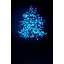 """Светодиодное дерево """"Клён"""", высота 2,1м, диаметр кроны 1,8м, синие светодиоды, IP 65, понижающий трансформатор в комплекте Neon-Night 531-513"""