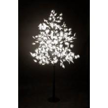 """Светодиодное дерево """"Клён"""", высота 2,1м, диаметр кроны 1,8м, белые светодиоды, IP 65, понижающий трансформатор в комплекте Neon-Night 531-515"""