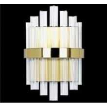 Светодиодное бра нимб Natali Kovaltseva LED LAMPS 81103/1W 35W хром 3200/4300/6500K с пультом