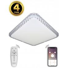 Светодиодный светильник Natali Kovaltseva LED LAMPS 81080 120W белый 2700/4300/7000K с пультом