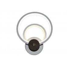 Светодиодное бра Natali Kovaltseva LED LAMPS 81144/1W 48W белый 3200/4300/6500K с пультом