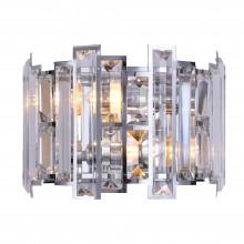 Настенный светильник Natali Kovaltseva ROSSANA 81425/1W CHROME 40W Хром