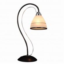 Настольная лампа Natali Kovaltseva 75046-1T CHROME
