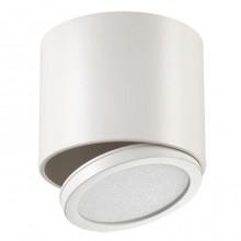 Накладной светильник Novotech Solo 357455 матовый белый 8 Вт+3 Вт 100-240V IP20 3000К