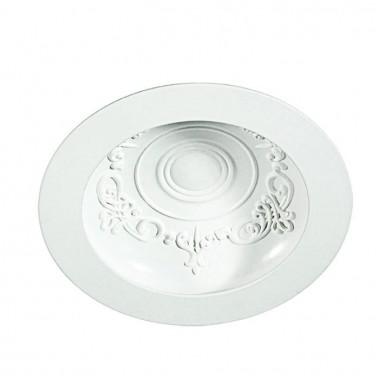 Встраиваемый светильник Novotech Gesso 357490 белый 15Вт 85-265V IP20 3000К