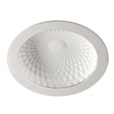 Встраиваемый светильник Novotech Gesso 357496 белый 7 Вт 85-265V IP20 3000К