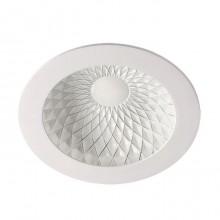Встраиваемый светильник Novotech Gesso 357499 белый/хром 7 Вт 85-265V IP20 3000К