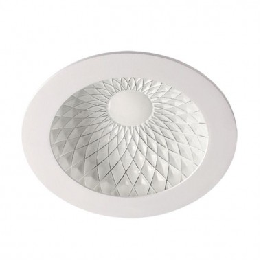 Встраиваемый светильник Novotech Gesso 357500 белый/хром 9 Вт 85-265V IP20 3000К