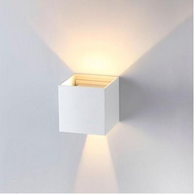 Светильник ландшафтный светодиодный Novotech Calle 357518 белый 6 Вт 220-240V IP54 3000К