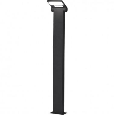 Фонарь уличный Novotech Roca 357522 темно-серый 10 Вт 220-240V IP54 3000K