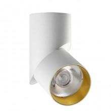 Накладной светильник Novotech Union 357540 белый/золото 23 Вт 110-240V IP20 3000K