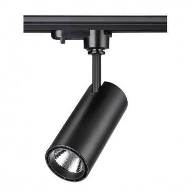 Трековый светильник Novotech Selene 357550 черный 15 Вт 160-265V IP20 4000K